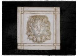 Λιοντάρια Ντεκόρ Χειροποίητα