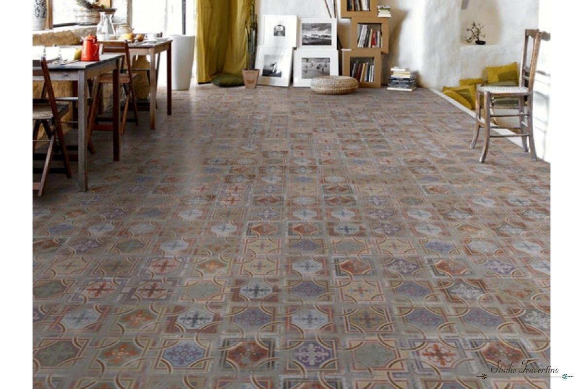 Floor Tiles Kitchen Bathroom Retro Gomillas Idea